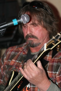 Lead guitarist and vocalist John Dalton.